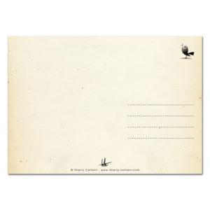 postcards-verso